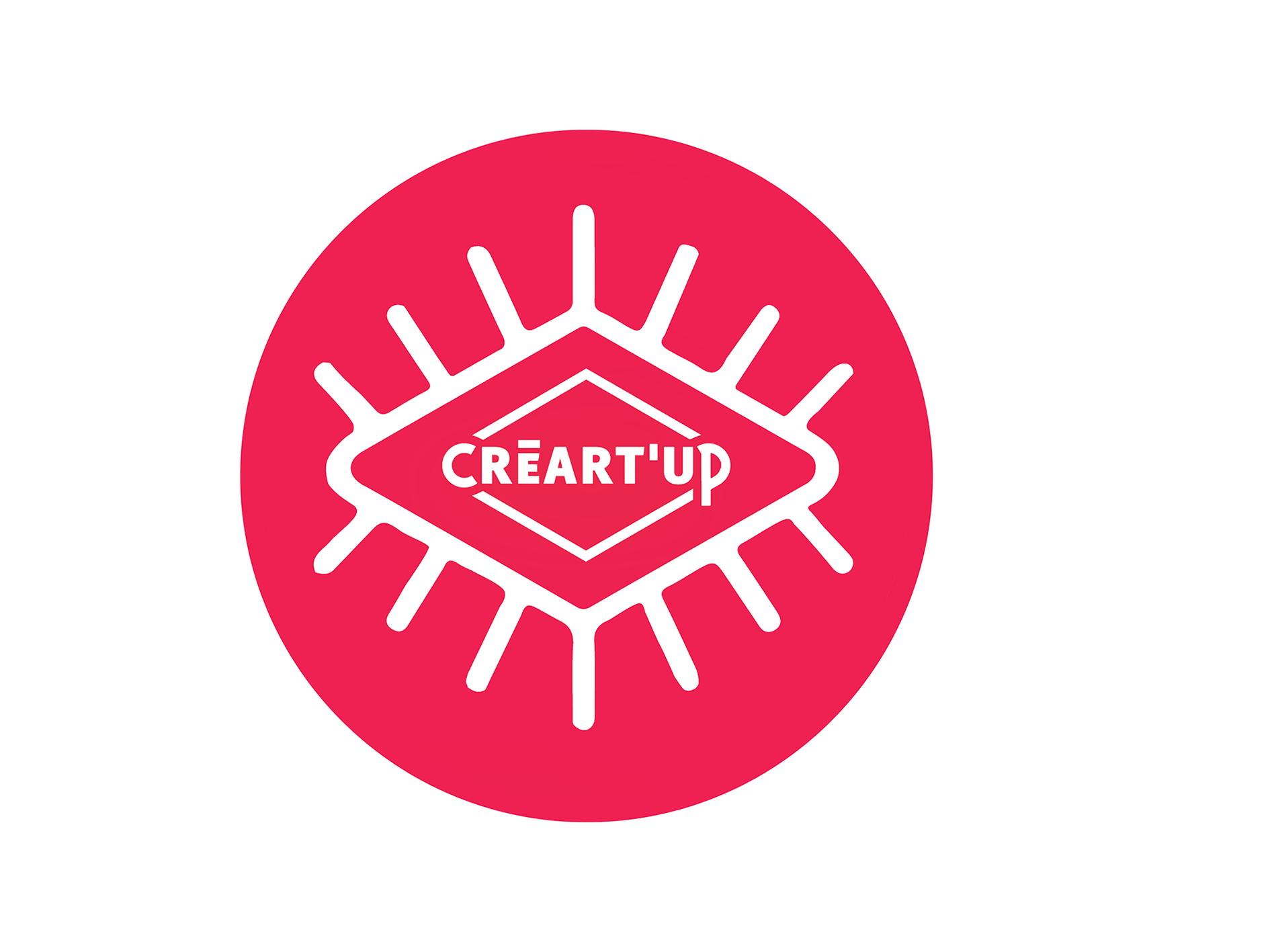 Logo créart'up