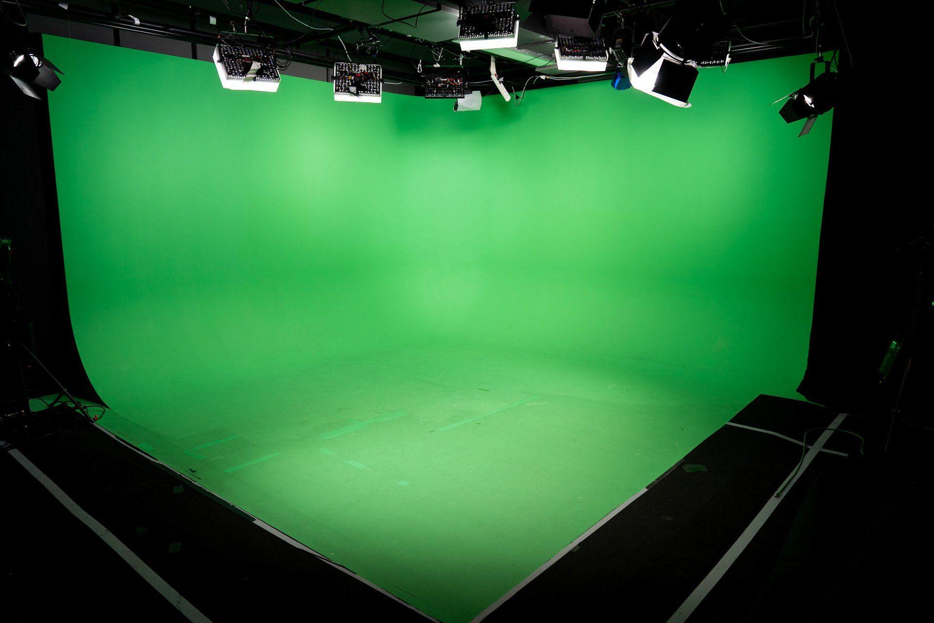 studio fond vert MIE LABO6
