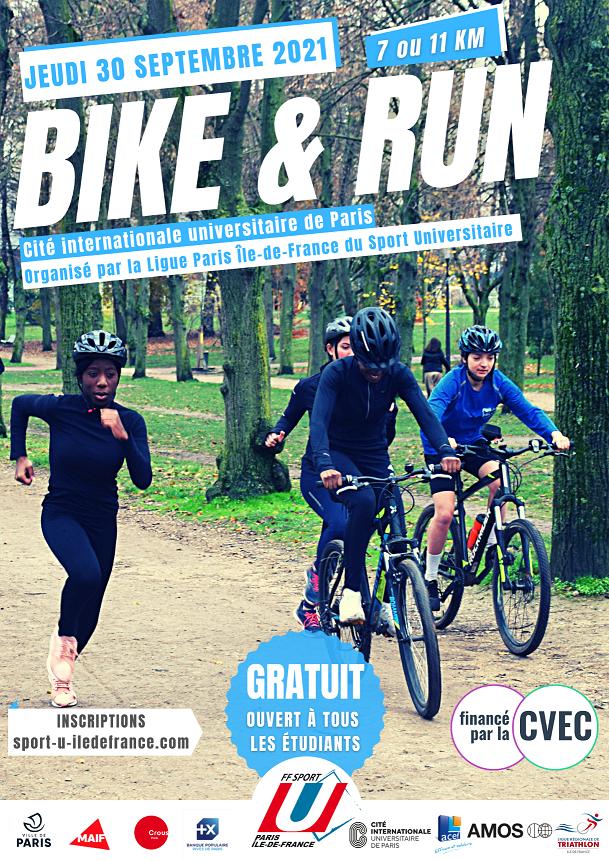 Bike and Run Universitaire